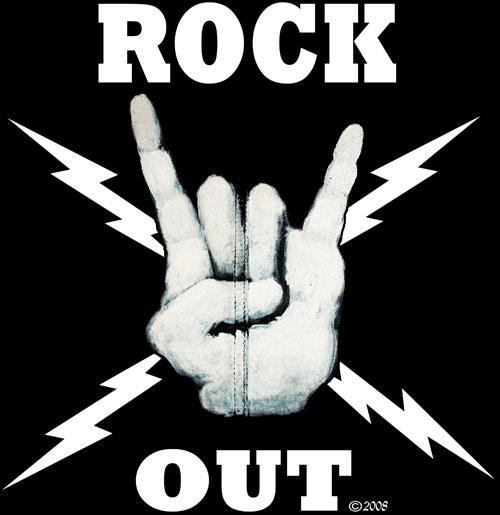 Rock out stephanie wilson rdn