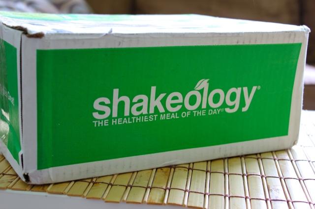 shakeology box