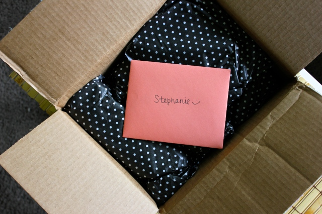 stephanie gift