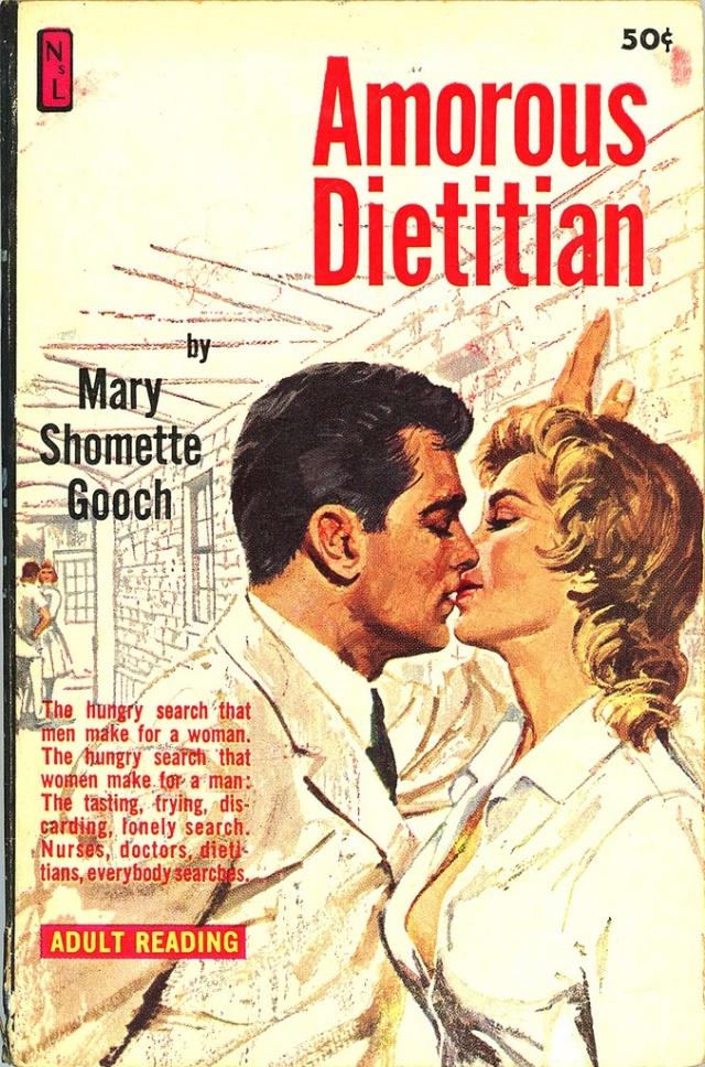 amorous dietitian