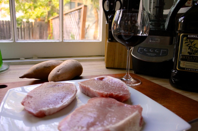Pinot Noir and Pork