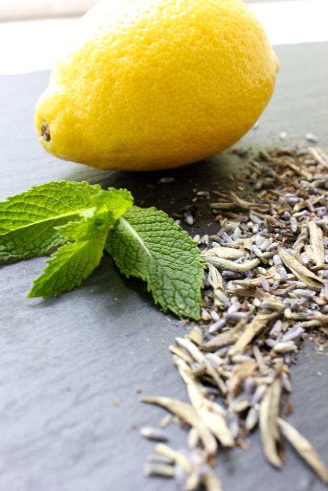 lavender lemon mint vodka